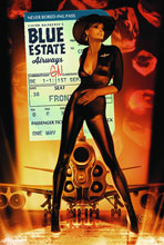 Image: Blue Estate: The Graphic Novel HC  - Image Comics