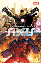 Image: Avengers and X-Men: Axis #1 - Marvel Comics