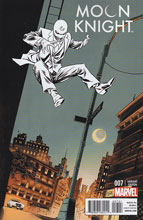 Image: Moon Knight #7 (variant cover - Shalvey) -