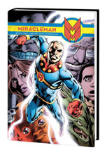 Image: Miracleman Book 02: The Red King Syndrome HC  - Marvel Comics