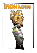 Image: Iron Man Vol. 05: Rings of the Mandarin HC  - Marvel Comics