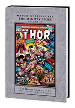 Image: Marvel Masterworks: Mighty Thor Vol. 13 HC  - Marvel Comics