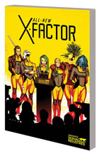 Image: All-New X-Factor Vol. 02: Change of Decay SC  - Marvel Comics