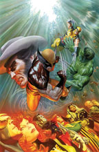 Image: Wolverine by Alex Ross Poster  - Marvel Comics