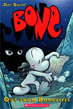 Image: Bone Color Edition Vol. 01: Out from Boneville HC  (new printing) - Cartoon Books