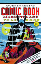 Image: Overstreet's Comic Book Marketplace Yearbook 2014-2015  (Batman cover) - Gemstone Publishing