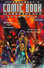 Image: Overstreet Comic Book Marketplace Yearbook 2014  (Luna by Buzz cover) - Gemstone Publishing