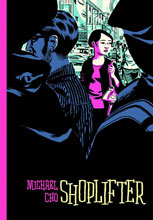 Image: Shoplifter HC  - Pantheon Books