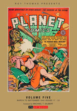 Image: Roy Thomas Presents Planet Comics Vol. 05 HC  - PS Artbooks
