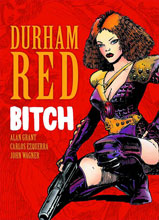 Image: Durham Red: Bitch SC  - Rebellion / 2000AD