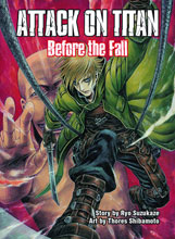 Image: Attack on Titan: Before the Fall Novel SC  - Vertical Inc