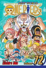 Image: One Piece Vol. 72 SC  - Viz Media LLC