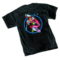 Image: Harley Quinn T-Shirt: Fright  (L) -