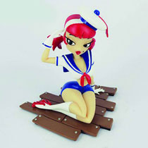 Image: Sailor Trixie Statue  -