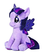 Image: Aurora My Little Pony Sitting Plush: Princess Twilight  (10-inch) -