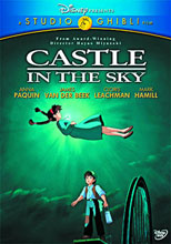 Image: Castle in the Sky Blu-Ray & DVD  -