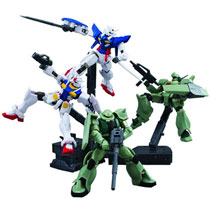Image: Mobile Suit Gundam Assault Kingdom 6 Trading Figure 10-Piece Assortment  -