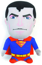 Image: DC Super Deformed Plush: Superman  -