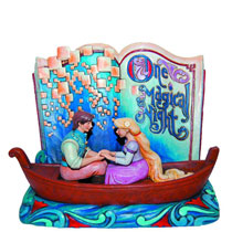 Image: Disney Traditions Storybook Figure: Rapunzel  -