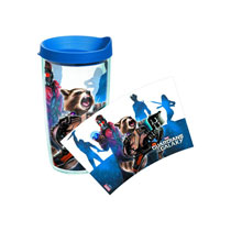 Image: Tervis Marvel Tumbler: Guardians of the Galaxy  (wraparound) (16-ounce) -