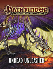 Image: Pathfinder Campaign Setting: Undead Unleashed  -