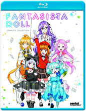 Image: Fantasista Doll Complete Collection BluRay  -