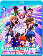 Image: Uta No Prince-Sama 2000 BluRay  -