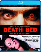 Image: Death Bed: The Bed That Eats BluRay  -