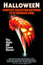 Image: Halloween: The Complete Collection BluRay  (deluxe edition) -