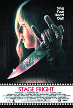 Image: Stage Fright BluRay  -