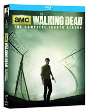 Image: Walking Dead: The Complete Fourth Season Blu-ray  -