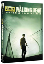 Image: Walking Dead: The Complete Fourth Season DVD  -