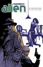 Image: Resident Alien Vol. 03: The Sam Hain Mystery SC  - Dark Horse Comics