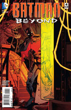 Image: Batman Beyond #4 - DC Comics