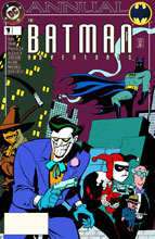 Image: Batman Adventures Vol. 03 SC  - DC Comics