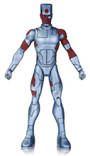 Image: DC Comics Designer Series Action Figure: Terry Dodson Teen Titans - Earth 1 Cyborg  - DC Comics