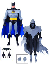 Image: Batman the Animated Series Action Figure 2-Pack 22: Mask of the Phantasm  - DC Comics