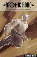 Image: Atomic Robo: The Everything Explodes Collection SC  - IDW Publishing