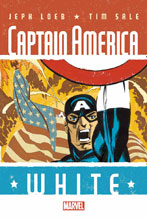 Image: Captain America: White #1 - Marvel Comics
