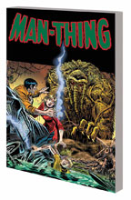 Image: Man-Thing by Steve Gerber: The Complete Collection Vol. 01 SC  - Marvel Comics