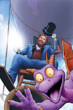 Image: Figment 2 #1 by Christopher Poster  - Marvel Comics