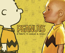 Image: Peanuts: A Tribute to Charles M. Schulz HC  - Boom! Studios