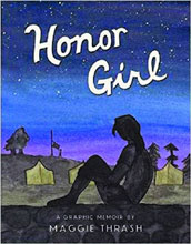 Image: Honor Girl HC  - Candlewick Press