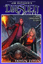 Image: Jim Butcher's The Dresden Files: Down Town Vol. 01 HC  - Dynamite
