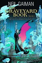 Image: Graveyard Book Graphic Novel Vol. 01 SC  - Harper Collins Publishers