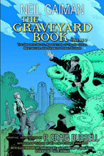 Image: Graveyard Book Graphic Novel Vol. 02 SC  - Harper Collins Publishers