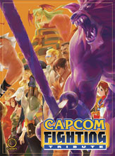 Image: Capcom Fighting Tribute HC  - Udon Entertainment Inc