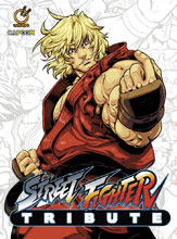 Image: Street Fighter Tribute HC  - Udon Entertainment Inc