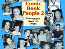 Image: Comic Book People Vol. 02: Photographics from the 1990s HC  - Exhibit A Press