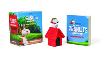 Image: Peanuts Movie Figurine & Sticker Book: Snoopy the Flying Ace  - Running Press